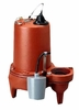 Liberty Sub. Sewage Pump 200 GPM 1 HP 208/230V. 1PH  LEH102M2-2 (B)<br>