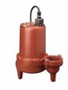 Liberty Submersible High Head Sewage Pump 200 GPM 1 HP 208/230V. 3 PH LEH103M2-2 (B)r>