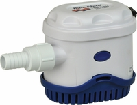 Rule Pumps Automatic 12 Volt DC Rule Mate Bilge Pump, 500 GPH # RM500A (CC)