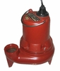 Liberty Submersible Sewage Pump 135 GPM 1/2 HP 115 Volts 1PH # LE51M-2 (X75)