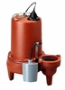 Liberty Submersible Sewage Pump 145 GPM 3/4 HP 208/230  V. 1PH,  LE72M2-2 (B)<br>