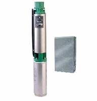 "Myers Rustler 4"" 3-Wire Deep Well Submersible Water Well Pumps<br>"