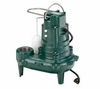 Zoeller Auto. Submersible Sewage  Pump 128 GPM 1/2 HP 25' Cord M267-25 (C)<br>