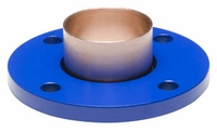 CTS  Copper Companion Flange Adapters.  Class 150 lb Flanges<br>