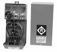 Franklin Electric 1 Phase Submersible Well Pumps Deluxe Control Boxes <br>