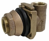 Bronze Pitless Adapter 2000 lbs Maximum # PT825NL (C)