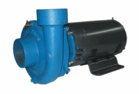 Burks Pumps End Suction, Close Coupled Centrifugal Water Pumps <br>