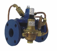 Cla-Val Pilot Operated Combination Check Valve & Pressure Reducer