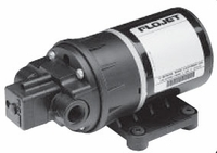 Flojet Demand Pump 1.6 GPM 12VDC 60 PSI # D3131H5011A (CC) <br>