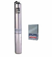 "Myers Ranger  4"" 3-Wire Deep Well Submersible Water Well Pumps"