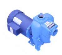 MP Pumps Flomax Self Priming Close Coupled Centrifugal Pumps <br>