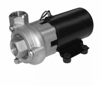 """MP Pumps FRX75 Series 316 Stainless Steel, 115 & 12 Volts Centrifugal 3/4"""" NPT Pumps <br>"""