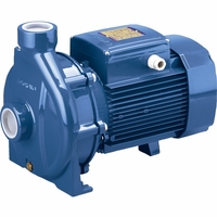 Pedrollo 5 HP 230/1/60 Cast Iron Centrifugal Pump CPH50-C16S (B) <br>Additional fees up to $ 145.00 will be added if not a commercial address<br>