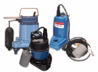 Submersible Effluent Sump Pumps