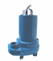 Power-Flo Sewage Pump 156 GPM 1/2 HP 115 V. 1PH # PFSE51 (C)
