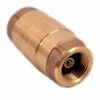"Strataflo Lead Free Brass Spring Loaded Check Valve 1"" # F300-100 (C)"