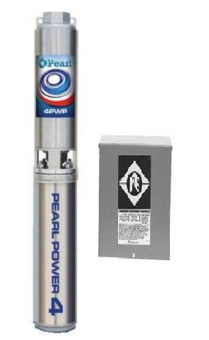 Pearl Submersible Pump 60 GPM 1-1/2 HP 230 Volts # 4PWP60G15