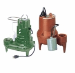 Automatic Sump, Effluent and Sewage Pumps