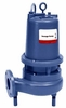 Goulds Water Technology Submersible Sewage Pump Series 3888D3, Three Phase Pumps<br>
