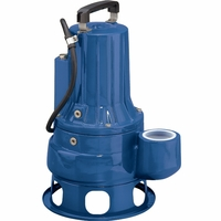"Pedrollo Submersible 3"" Discharge Sewage Pumps"