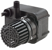 Little Giant Submersible Pump 300 GPH # PE-2F-PW (566611) (D)<br>