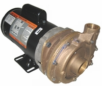 Oberdorfer Marine Pumps For Air Conditioning And  Refrigeration