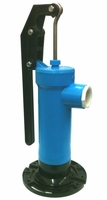 Oasis Plastic Shallow Well Hand Pressure Pitcher  Pump   # WP2-BA-125 (C)