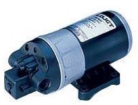 Flojet Demand Pump 1.6 GPM 12 VDC 60 PSI # D3131B5011A (C)<br>