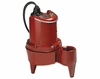 Liberty Submersible Sewage Pump 120 GPM 4/10  HP 115 Volts # LE41M-2 (X8)