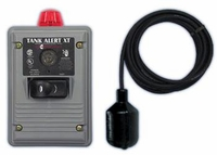 SJE Tank Alert Nema 3R Indoor Outdoor  High Water Alarm TA-XT-01H (CC)
