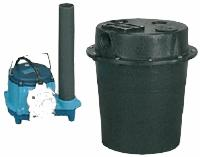 Little Giant  Pumps Under The Sink Water Removal Units