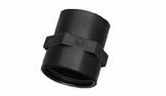 Green Leaf  Female Pipe Thread Female Hose Adapter