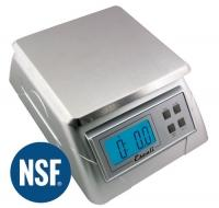 Escali Alimento NSF Approved Digital Scale, 13Lb/6Kg