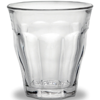 Duralex Picardie Clear Tumbler, 12 Ounces