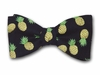 "Bow Tie ""Hawaii""-Tropical Fruit Bow Tie-Pineapple Men's Accessory"