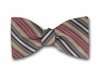 "Bow Tie ""Multi Stripes"""