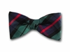 "Bow Tie ""Green Plaid"""