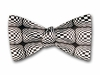 "Bow Tie ""Checkered Flag"""