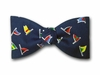"Bow Tie ""Marine Flags"""