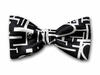 "Bow Tie ""Abstract"""
