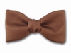 "Bow Tie ""Copper Twill"""