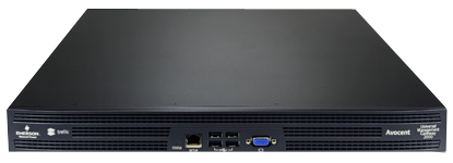 Avocent UMG4000-400 8 User, KVM-Over-IP, Serial Console, SP, & Environmenal monitoring Device - Universal Management Gateway