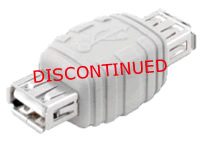Gefen USB A Female to Female Adapter