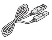 Adder USB cable 6ft / 2m length (type A to type B)