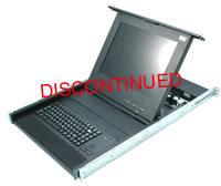 Minicom RackManager 15Inch Basic Unit
