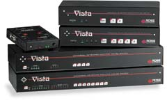 Rose Electronics Vista 4 Port KVM Switch For PC/MAC With DB25