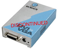 Gefen DVI to VGA Conversion Box