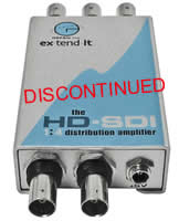 Gefen 1:4 HD-SDI Distribution Amplifier
