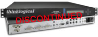 Thinklogical Dual Head DVI KVM X-tender System Receiver, ST