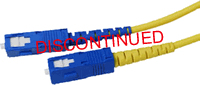Gefen 4 Strand SC-SC Fiber Optic Link, 25Ft Cable